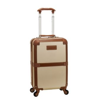 Rockland Luggage Stage Coach 20 Rolling Trunk