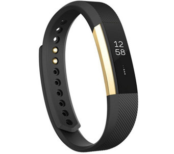 Fitbit Alta Fitness Wristband - Special EditionGold - F249670