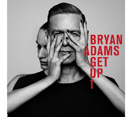Bryan Adams Get Up CD