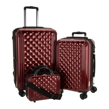 Triforce 3 Piece Spinner Luggage Collection - Avignon