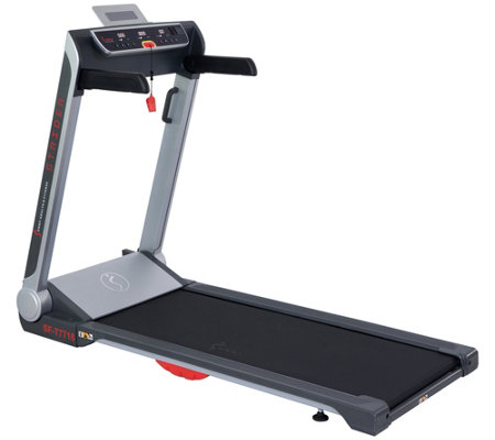 "Sunny Health & Fitness Strider Treadmill w/ 20""LoPro Deck"