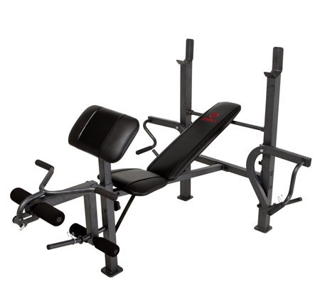 Marcy Standard Steel Workout Bench
