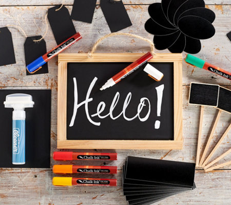 CHALK INK Chalkboard Markers & Accessories Starter Kit