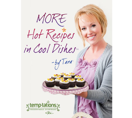 """More Hot Recipes in Cool Dishes"" Cookbook by Tara McConnell"