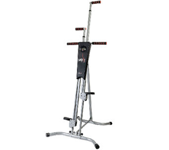 MaxiClimber Full Body Workout Calorie Burning Fitness Machine - F11973