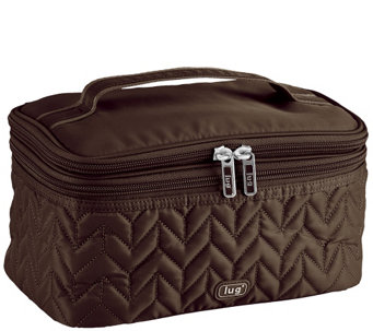 Lug Two-Step Cosmetic Case - F249274