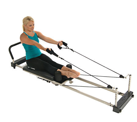 AeroPilates 3-Corded Performer Machine with 2 DVDs