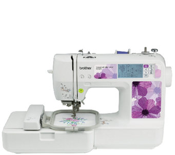 Brother PE525 Embroidery Machine with 70Designs - F248875