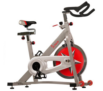 Sunny Health & Fitness PRO Indoor Cycling Bike - F248975