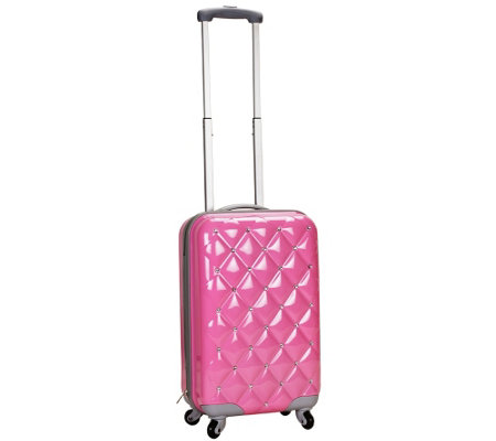 "Fox Luggage Princess 20"" Polycarbonate Carry On"