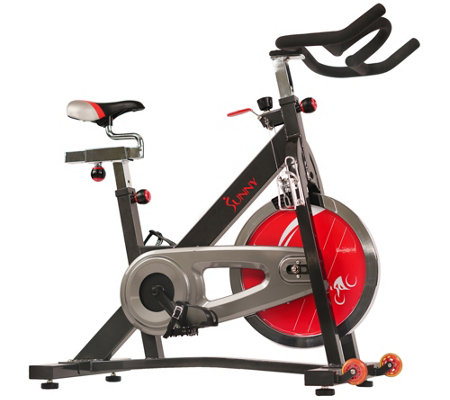 Sunny Health & Fitness Indoor Flywheel CyclingBike