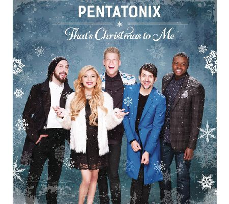 Pentatonix That's Christmas to Me CD & Bonus CD - Page 1 — QVC.com