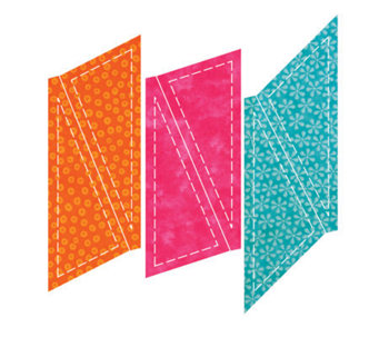 GO! Fabric Cutting Dies - Blazing Star - F246678