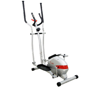 Sunny Health & Fitness Magnetic Elliptical Trainer - F248979