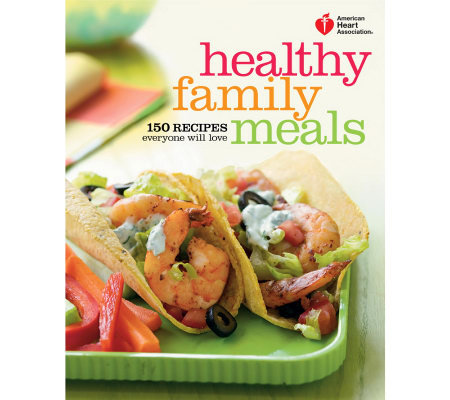 """Healthy Family Meals"" Cookbook"