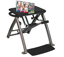 Pilates PRO Chair with 4 DVDs by Life's a Beach - F13180