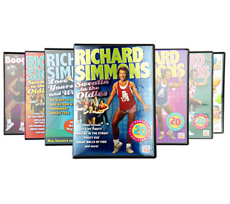 richard simmons sweatin to the oldies 3. richard simmons \ sweatin to the oldies 3