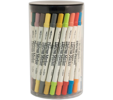 Tim Holtz Distress Markers 61-Piece Tube Set