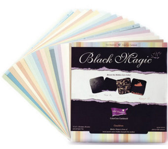 Core'dinations Black Magic Cardstock Assortment - F187282