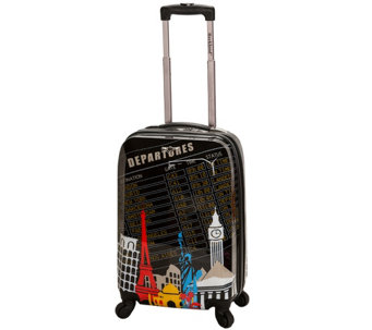 "Fox Luggage 20"" Destination Carry-On Luggage - F249082"