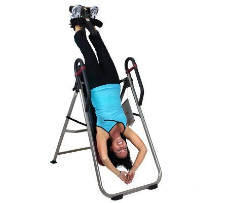 hang ups inversion table instructions