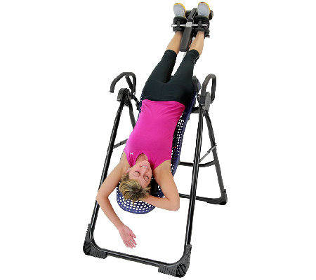 Teeter Hang Ups EP-950 Plus Inversion Table With Ergonomic Flex Technology