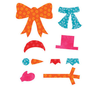 GO! Fabric Cutting Dies It Fits! - Holiday Accessories - F246684