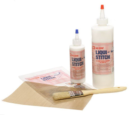 Fuse 'N Bond Liqui-Stitch Fabric Adhesive Kit