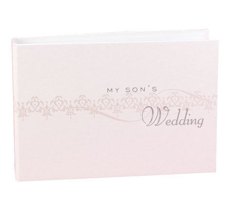 My Son's Wedding Album