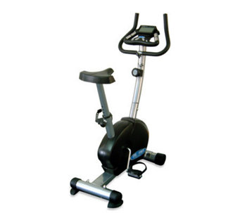 Phoenix 99605 Upright Magnetic Exercise Bike - F184588