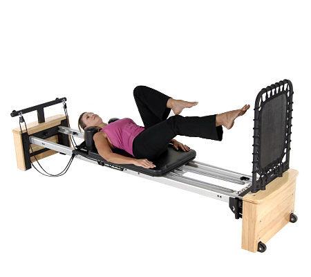 aero pilates machine qvc