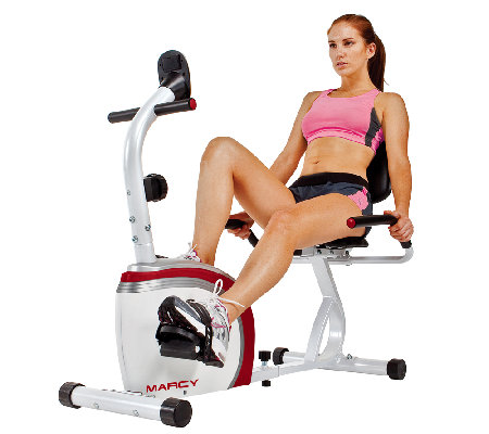 Marcy Recumbent Mag Cycle from Impex Fitness