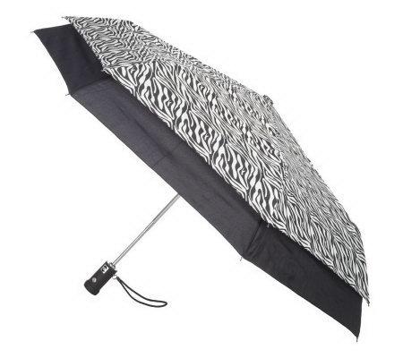 Samsonite Windguard Auto Open Close Umbrella With Led