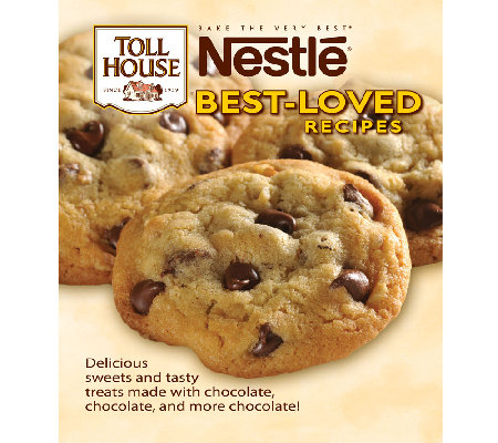 """Nestle Best Loved Recipes"" Cookbook"