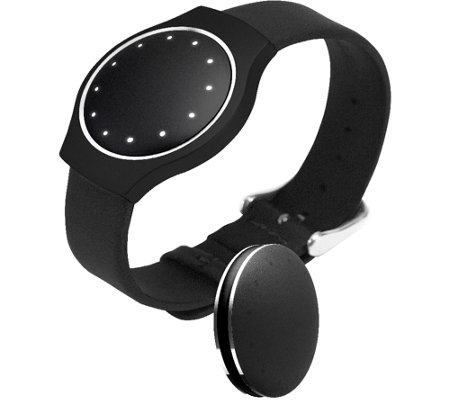 Misfit Pebbled Leather Band for Shine ActivityTracker