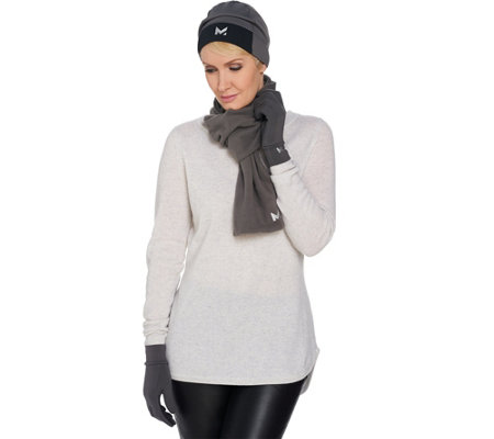 Mission RadiantActive Women's Scarf, Gloves & Beanie