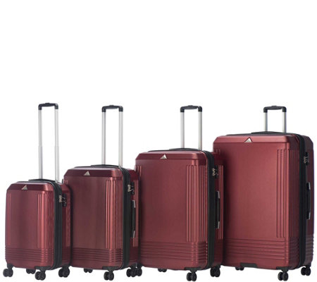 Triforce Luggage 4-Piece Luggage Set - Alpine