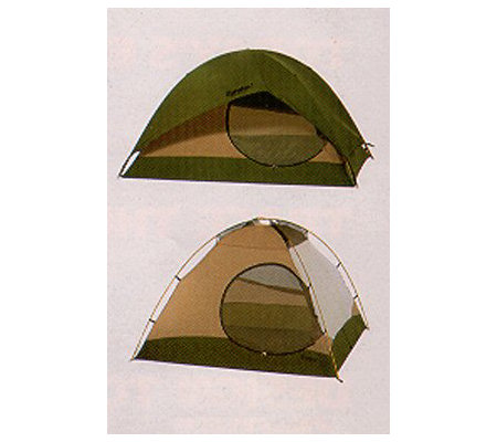 Eureka Backcountry 2-Person Dome Tent  sc 1 st  QVC.com : eureka 2 man tent - memphite.com