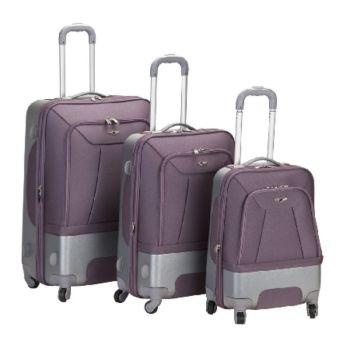 Fox Luggage Rome 3pc Luggage Set