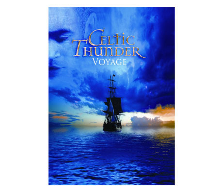 "Celtic Thunder ""Voyage"" 17 Track CD & DVD with Bonus Tracks"