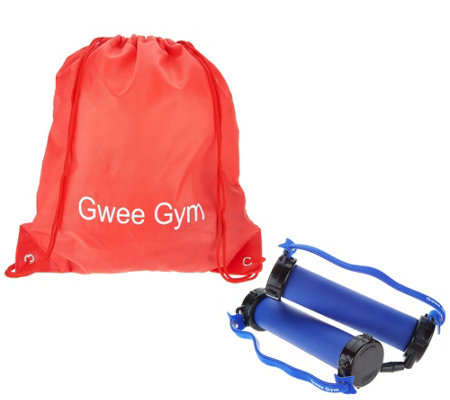 Gwee Gym Resistance Band Workout System