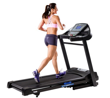 XTERRA TR6.4 Folding Treadmill