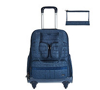 Lug - Quilted Puddle Jumper Wheelie - F12498