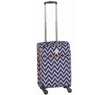 "Jenni Chan Aria Madison 21"" Spinner Luggage - F249198"