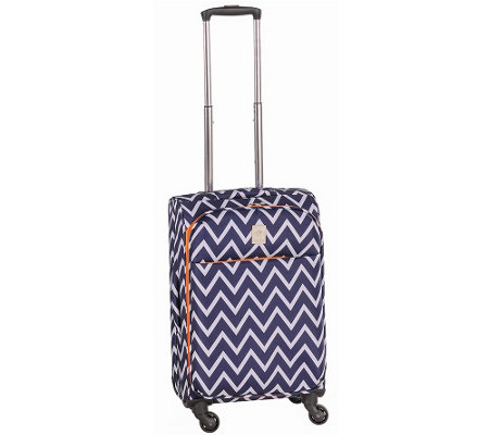 "Jenni Chan Aria Madison 21"" Spinner Luggage"