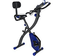 FITNATION Recumbent Flex Bike with Echelon App Experience - F13099