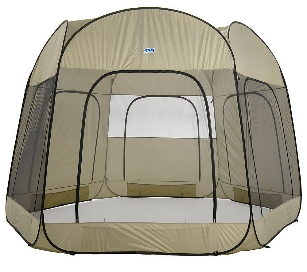 Nice EZ TWIST 10u0027X10u0027 Portable 2 In 1 Gazebo By Playhut   Page 1 U2014 QVC.com