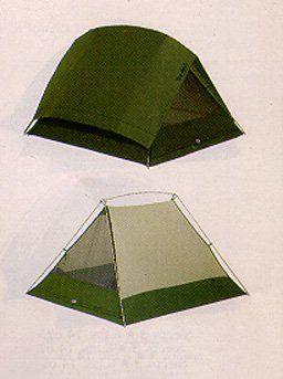 & Eureka Timberline 4 A-Frame Tent with 2 Doors u2014 QVC.com