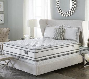 serta perfect sleeper hotel signature dual pillowtop cal kg matt set h214500