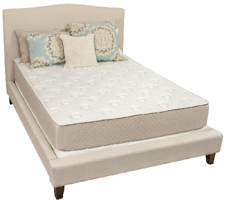 "PedicSolutions Quilt Luxury 12"" Queen Memory Foam Mattress"